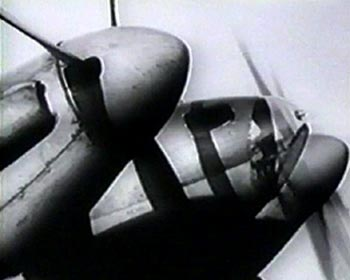Mossie bomber nose